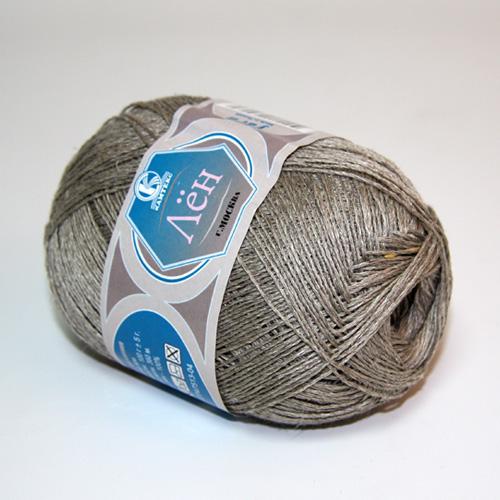 Лён для вязания